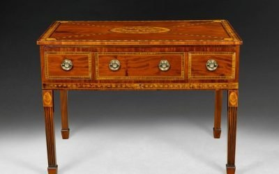 The Story of Mrs Rudd's Dressing Table