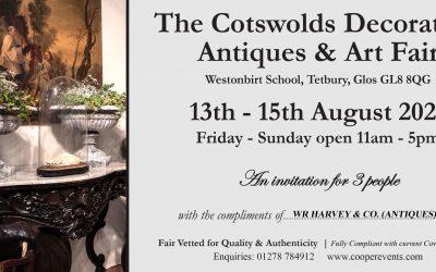The Cotswolds Decorative Antiques & Art fair